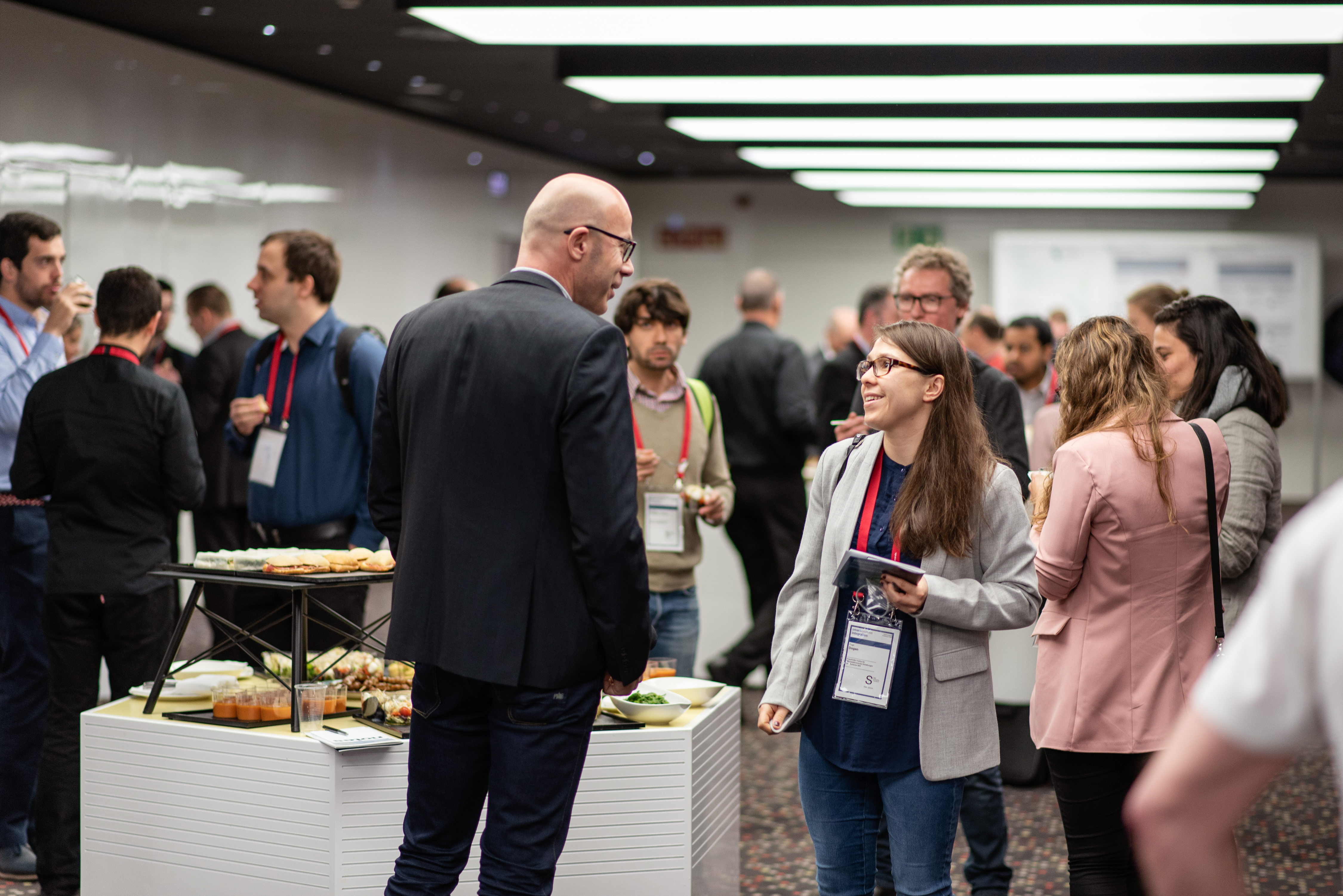 Exhibition and poster presentations Smart Systems Integration 2019